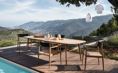 Extend Living Space with Outdoor Furniture