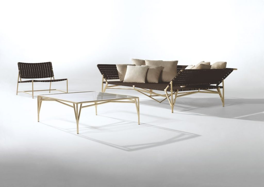 Extend living space with Brown Gordon Outdoor furniture