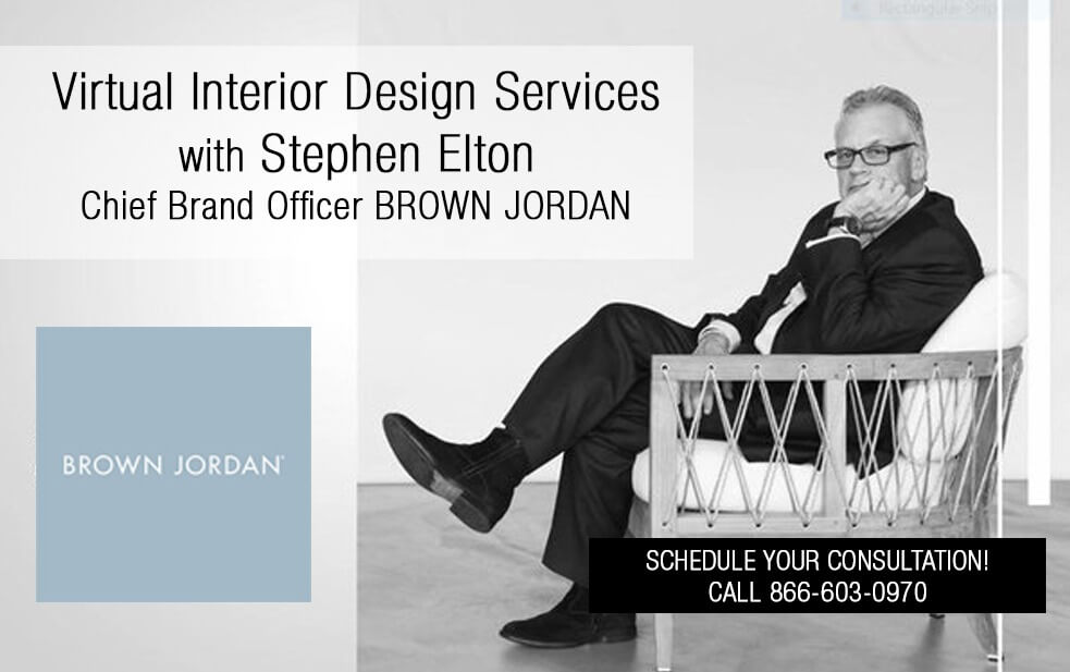 Virtual Interior Design Services with Stephen Elton