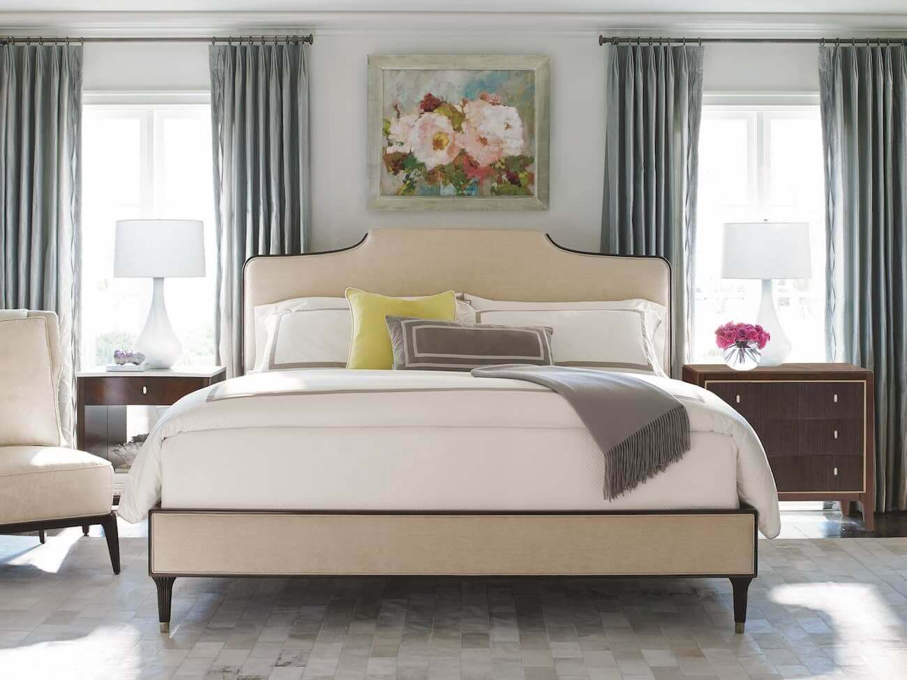 Bedroom-Caracole-Easy-on-the-Eyes-Bed-Transitional