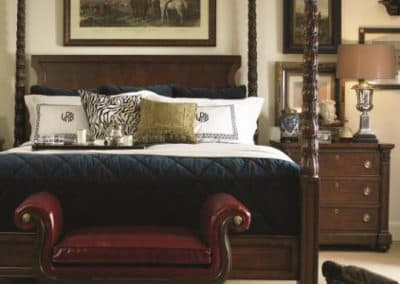 Bedroom-Century-kingsroadposterbed-Traditional