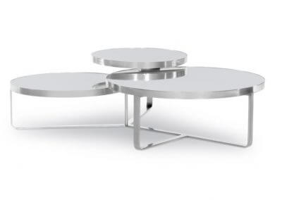century everett cocktail table